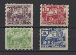 SALVADOR. YT PA  N° 10/13  Neuf *  1930 - Salvador