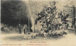 ~  JP  ~  88  ~  COL DES  VOSGES   ~  En Revenant De FRANCE En 1870  - 71 - France