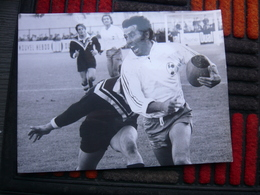 Photo Presse RUGBY  FRANCE NOUVELLE ZELANDE 1972 24 X 18 Cm - Rugby
