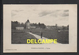 DD / 70 HAUTE SAÔNE / FRASNE-LE-CHÂTEAU / L' ÉGLISE / ANIMÉE / 1916 - Other Municipalities