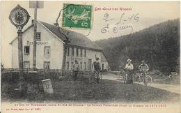 ~  JP  ~  88  ~  COL DES  VOSGES   ~  Col Du Bonhomme Entre St Dié Et Colmar . Le Poteau - France
