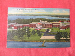 US Marine Base----- Camp Lejeune--  Naval Hospital      North Carolina > Ref 3169 - Militaria