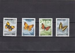 Djibouti Nº 477 Al 480 - Yibuti (1977-...)