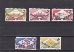 Etiopia Nº 380 Al 384 - Etiopía