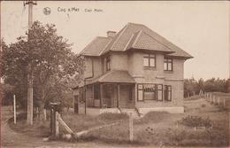 De Haan Aan Zee Coq Sur Mer Villa Clair Matin RARE Zeldzaam (In Zeer Goede Staat) - De Haan
