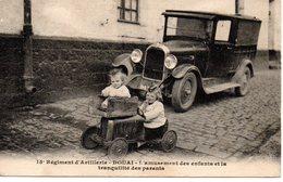 Douai : L'amusement Des Enfants (voiture) - Douai