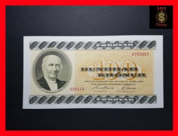 FOROYAR FAROE ISLAND 100 Kronur 1994 P. 21 F  UNC - Féroé (Iles)