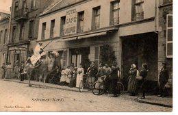 Solesmes : Café De La Hure (chameau) - Solesmes
