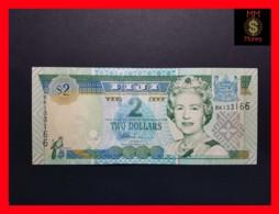 FIJI 2 Dollars 2002  P. 104  UNC - Fidji