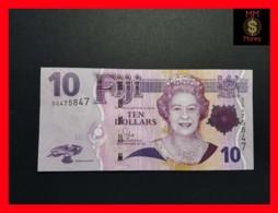 FIJI 10 Dollars 2011  P. 111 B   UNC - Fidji