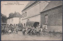 37° Régiment D'Infanterie. Les Vaguemestres. (Poste Aux Armées) - Guerre 1914-18