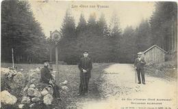 ~  JP  ~  88  ~   LES COLS DES  VOSGES   ~     Au Col D' ODEREN  . Merci De Lire Le Texte - France