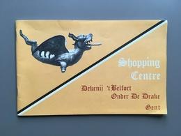 GAND - GENT - Dekenij 't Belfort - Publiciteitsbrochure - Gent