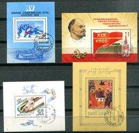 RUSSIE - Y&T BF 197, 200 à 202 - 1923-1991 USSR