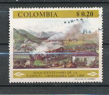 50° Anniversaire De La Campagne De Libération - Colombie