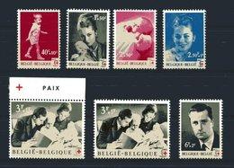 B 1963: Rode Kruis;  Postfris - Belgique