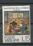 Noêl - Nativité - Oblitérés