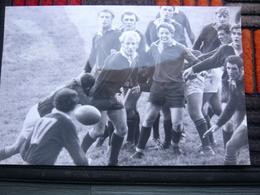 Photo Presse RUGBY SPRINGBOCKS MIDLAND COUNTIES 1969 31 X 20 Cm - Rugby