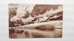 Valtournanche (Aosta) - Lago Del Goyet E Ghiaciaio Mentabet - Italy
