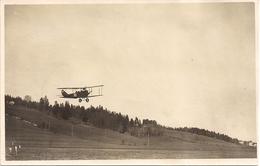 Aviation - Avion CH 95 Rumpler C-1 - Décollage De La Chaux-de-Fonds - 1919-1938: Entre Guerres
