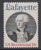 USA 1977 Lafayette 1v ** Mnh (41864F) - Verenigde Staten