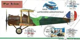 Oblitération Temporaire 2018 Envol Des Pionniers Toulouse  Latécoère - Airmail