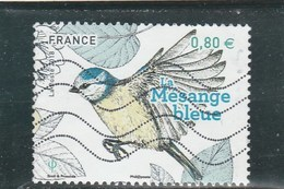 FRANCE 2018 MESANGE BLEUE OBLITERE YT 5238 - France