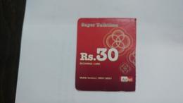India-airtel Prepiad Card-(52)-(rs.30)-(new Delhi)-(26.9.2007)-(look Out Side)-used Card+1 Card Prepiad Free - India