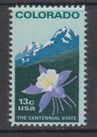 USA 1977 Colorado 1v ** Mnh (41864K) - Verenigde Staten