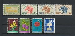 Sénégal  Lot De 8 Timbres  MNH XX - Sénégal (1960-...)