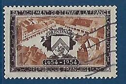 """FR YT 987 """" Rattachement De STENAY à La France """" 1954 Oblitéré - France"""