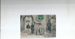 MOUVEMENT DES VITICULTEURS EN CHAMPAGNE   AY- MAISON BISSINGER (1911) - Evènements
