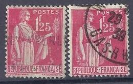 No . 370 0b Teinte - France