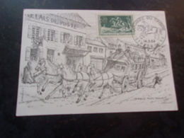 FRANCE (1964) Journée Du Timbre STRASBOURG - Maximum Cards