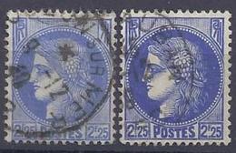 No . 374  0b    Teinte - France