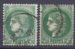 No . 375  0b    Teinte - France