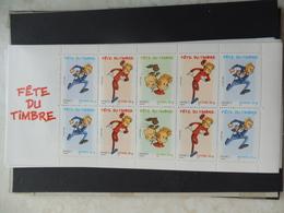 France Bd Spirou 2006 ( Timbre Validité Permanente ) Votre Gain 2 Euro - Booklets