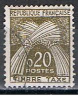 FRANCE FR557 // YVERT 92 // 1960 - Postage Due