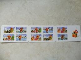 France Bd Animation Televisé 2006 ( Timbre Validité Permanente ) Votre Gain 2 Euro - Booklets