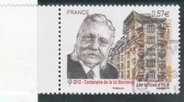 FRANCE 2012 OBLITERE BONNEVAY YT 4710  -                                                     TDA251 - France