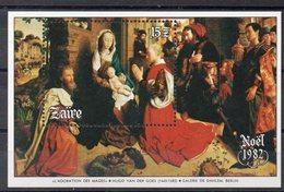 ZAIRE  Timbre Neuf ** De 1982 ( Ref 6127  )  NOEL - Zaïre