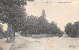 60-CHANTILLY-N°2405-D/0381 - Chantilly