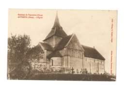 Environs De Tourouvre - Autheuil - L'église - 208 - Frankrijk