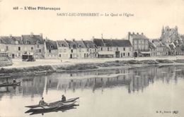 60-SAINT LEU D ESSERENT-N°2405-E/0381 - France