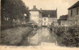 BEAUVAIS...........le Therain.....un  Moulin - Beauvais