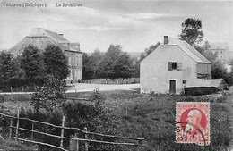 MOMIGNIES. FORGE-PHILIPPE. CENDRON. LA FRONTIERE - Momignies