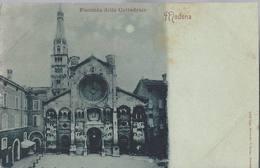 Modena - Facciata Della Cattedrale  - HP1603 - Modena