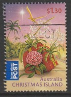 Christmas Island 2010 Christmas 1.30 $ Multicoloured SW 676 O Used - Christmas Island