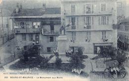 73-BOURG SAINT MAURICE-N°2406-D/0015 - Bourg Saint Maurice