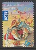 Christmas Island 2008 Christmas Island 1.20 $ Multicoloured SW 637 O Used - Christmas Island